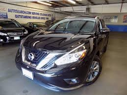 nissan murano interior accent lighting 2015 used nissan murano murano sl tech pkg awd at automotive