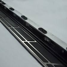 porsche cayenne running boards porsche nerf bars running boards ebay