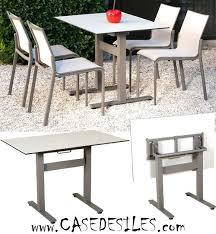 table jardin pliante pas cher stunning table de jardin en metal images amazing house