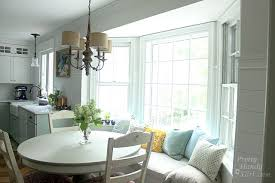 lovely bay window seating 25 kitchen window seat ideas home stories