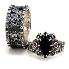 gear wedding ring likeable gear wedding rings wedding jewelry co