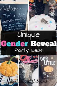 gender reveal party ideas a unique gender reveal party for fall motherhood unbound