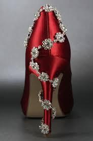 wedding shoes jeweled heels best 25 silver rhinestone ideas on platform