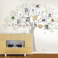 family tree decal two colors wall decals family tree wall decal