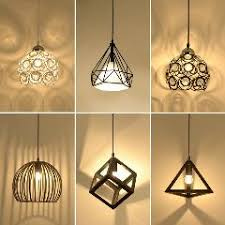 Hanging Lights For Dining Room Modern Pendant Lights Minimalist Restaurant Lamps North American