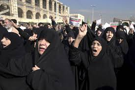 news iran u s warns iran the world is as new protests challenge