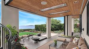 contemporary patio heaters useful infratech patio heaters in home interior design concept