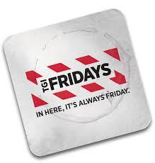 brand new new logo and restaurant design for tgi fridays