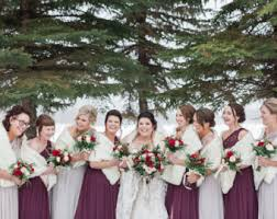 fur shawls for bridesmaids 8 faux fur shawls 8 bridal bridesmaids fur shawls