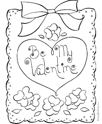 coloring valentine hearts 025