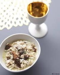 cuisiner des morilles risotto de crozets aux morilles séchées pour 4 personnes recettes