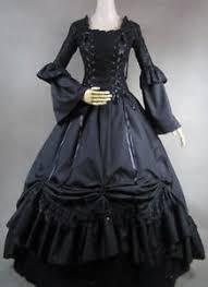 renaissance medieval black pirate witch dress steampunk halloween