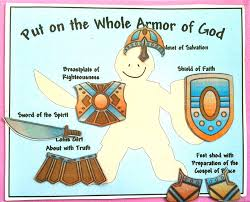the armor of god u201d