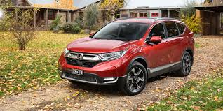 2018 honda cr v pricing and specs turbo five and seven seat suv