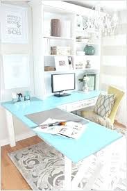 L Shaped Desk With Bookcase L Shaped Desks For Home Office White Desk An Colored Top Table