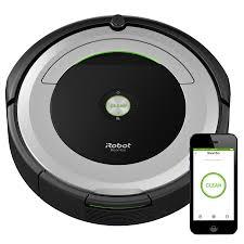 Roomba Laminate Floor Shop Irobot Roomba 690 Robotic Vacuum At Lowes Com