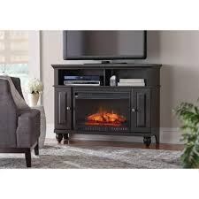 home depot electric fireplace black friday home decorators collection ashurst 46 in tv stand infrared