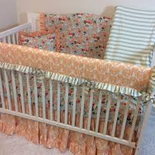 Shabby Chic Crib Bedding Sets by 13 Best Shabby Chic Floral Crib Bedding For Girlie Nurseries