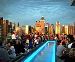 Top Ten Rooftop Bars Top 10 Rooftop Bars In Nyc Elegran U0027s Real Estate Blog