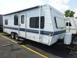 1998 fleetwood wilderness 24c travel trailer indianapolis in