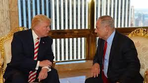 donald trump israel presstv trump to israel restrain response to al quds move