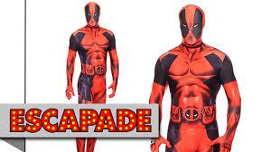 deadpool costume fancy dress costume ideas youtube