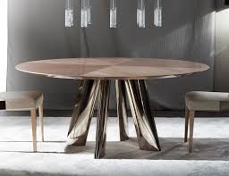 Contemporary Dining Table by Leather Italian Modern Table With Chairs Contemporary Dining