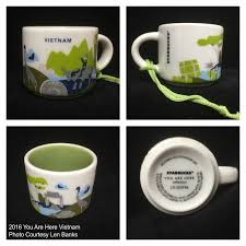 starbucks ornament catalog starbucks ornament 2016 you are