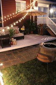 Backyard Ideas Patio by Best 25 Budget Patio Ideas On Pinterest Backyards Backyard