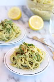 creamy avocado and gouda cheese pasta half baked harvest