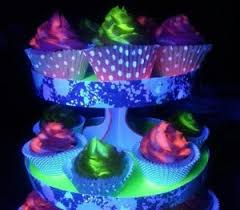 delicious glow in the dark cupcakes glow in the dark food