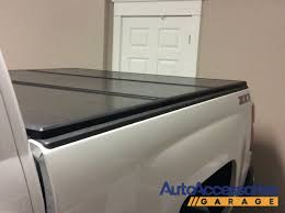 Rugged Liner Dealers 2016 2018 Toyota Tacoma Rugged Hard Folding Tonneau Cover Rugged