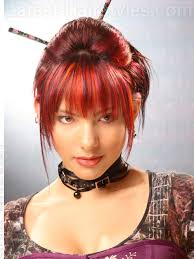 how to put red hair in on the dide with 27 pieceyoutube 11 hot red highlights to add to your hair bucket list