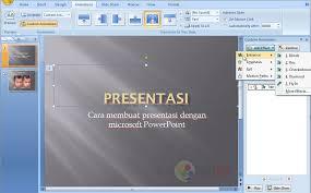 cara membuat makalah untuk presentasi cara membuat presentasi di microsoft powerpoint video tutorial89