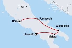 Map Of Southern Italy by Italy Tours U0026 Travel Intrepid Travel Us