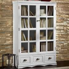 Glass Door Bookshelves by Saunders Cabinet From Through The Country Door Nw41157 Kitchen