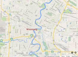 winnipeg map winnipeg map easy guides
