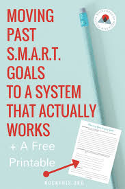 Setting Smart Goals Worksheet The Goal Setting Tip That Changed My Life U2014 T His Rock This Revival