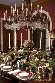 Elegant Christmas Dinner Table Decor by 291 Best Holiday Centerpieces Images On Pinterest Holiday