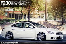 nissan altima coupe stance thoughts on these rims offset size pictures here nissan forum