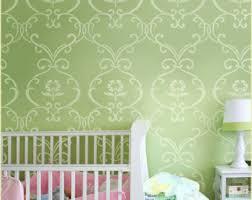 7 stars stencil kit wall art nursery stencil kids room