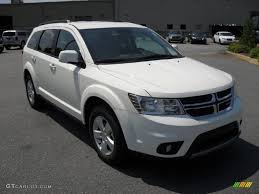 Dodge Journey 2012 - white 2012 dodge journey sxt exterior photo 53504116 gtcarlot com
