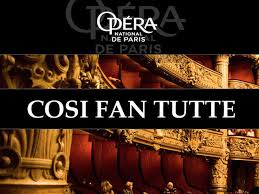 opera cosi fan tutte cosi fan tutte paris national opera house 2017 production