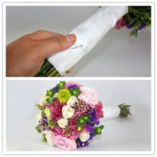 wedding flowers diy how to make a diy wedding bouquet from start to finish room