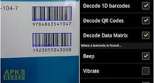 barcode reader app for android barcode reader and qr scanner for android free at apk