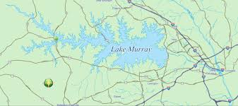 Murray State Map by Top Ten Interesting Lake Murray Facts