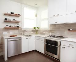 white kitchen with backsplash tile white kitchen backsplash ideas trendy white kitchen