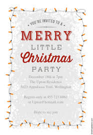 christmas cocktail party invitations 15 free christmas party invitations that you can print