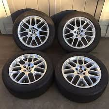 2012 mustang wheels 2012 2014 ford mustang wheels rims w pirelli 235 50 r18 tires