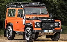 land rover defender 2015 black land rover defender farewell drive